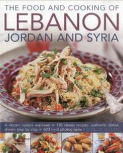 Lebanon-Jordan-Syria